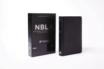 Nbla Biblia Ultrafina, Letra Grande, Colección Premier, Negro Cover Image