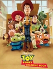 Toy Story Coloring Book: Great 31 Illustrations for Kids Cover Image