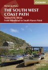 The South West Coast Path (UK long-distance trails series) Cover Image
