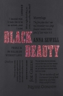 Black Beauty (Word Cloud Classics) Cover Image