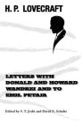 Letters with Donald and Howard Wandrei and to Emil Petaja Cover Image