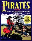 Pirates Comics v1 #2 Cover Image