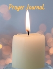 Prayer Iournal for teens and adults Cover Image