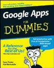 Google Apps for Dummies Cover Image