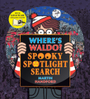 Where's Waldo? Spooky Spotlight Search Cover Image