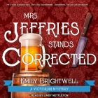 Mrs. Jeffries Stands Corrected (Victorian Mystery #9) Cover Image