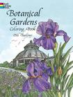 Botanical Gardens Coloring Book (Dover Nature Coloring Book) Cover Image