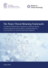 The Power Threat Meaning Framework: Towards the identification of patterns in emotional distress, unusual experiences and troubled or troubling behavi Cover Image