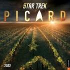 Star Trek: Picard 2022 Wall Calendar Cover Image