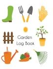 Garden Log Book Cover Image