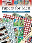 Papers for Men: 24 Perforated Papers Cover Image