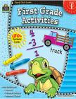 Ready-Set-Learn: First Grade Activities Cover Image