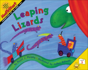 Leaping Lizards (Mathstart: Level 1 (Prebound)) Cover Image