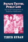 Private Truths, Public Lies: The Social Consequences of Preference Falsification Cover Image