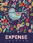 Expense Tracker: Daily Spending Personal Logbook. Keep Track, Record about Personal Financial Planning (Income, Cost, Spending, Expense Cover Image