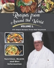 Recipes From Around the World: Volume I from Chef Raymond Cover Image