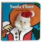 Santa Claus: Finger Puppet Book (Little Finger Puppet Board Books #FING) Cover Image