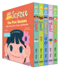 Baby Loves the Five Senses Boxed Set (Baby Loves Science) Cover Image