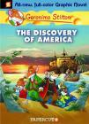 Geronimo Stilton Graphic Novels #1: The Discovery of America Cover Image