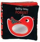 Forest: A Soft Book and Mirror for Baby! (Baby Sees Cloth Books) Cover Image