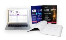 GRE Complete 2018: The Ultimate in Comprehensive Self-Study for GRE (Kaplan Test Prep) Cover Image