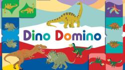 Dino Domino (Magma for Laurence King) Cover Image