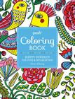 Posh Adult Coloring Book: Happy Doodles for Fun & Relaxation: Flora Chang (Posh Coloring Books #8) Cover Image