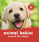 Animal Babies Around the House Cover Image