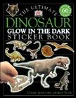 Ultimate Sticker Book: Glow in the Dark: Dinosaur: Create Your Own Picture Book Cover Image