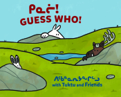 Guess Who? with Tuktu and Friends: Bilingual Inuktitut and English Edition Cover Image