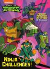 Ninja Challenges! (Rise of the Teenage Mutant Ninja Turtles) Cover Image