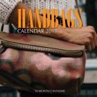 Handbags Calendar 2017: 16 Month Calendar Cover Image