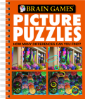 Picture Puzzles (Brain Games (Unnumbered)) Cover Image