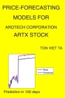 Price-Forecasting Models for Arotech Corporation ARTX Stock Cover Image