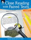 Close Reading with Paired Texts Level 2 Cover Image