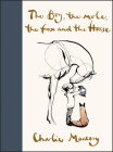 The Boy, the Mole, the Fox and the Horse Cover Image