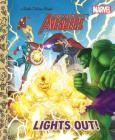 Lights Out! (Marvel: Mighty Avengers) (Little Golden Book) Cover Image