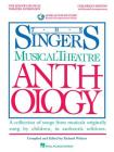 Singer's Musical Theatre Anthology - Children's Edition: Book with Online Audio [With MP3] Cover Image