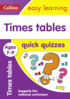 Times Tables Quick Quizzes: Ages 7-9 (Collins Easy Learning KS2) Cover Image