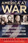 America at War: Concise Histories of U.S. Military Conflicts From Lexington to Afghanistan Cover Image