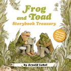 Frog and Toad Storybook Treasury: 4 Complete Stories in 1 Volume! (I Can Read Level 2) Cover Image