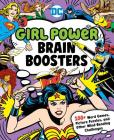 Girl Power Brain Boosters (DC Super Heroes) Cover Image