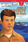 John F. Kennedy the Brave (I Can Read Level 2) Cover Image