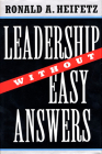 Leadership Without Easy Answers Cover Image