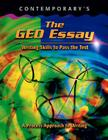 The GED Essay: Writing Skills to Pass the Test (GED Calculators) Cover Image
