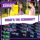 What's the Economy? (What's the Issue?) Cover Image