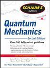 Schaum's Outlines Quantum Mechanics Cover Image