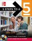 5 Steps to a 5 AP English Language , 2012-2013 Edition [With CDROM] Cover Image