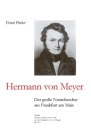 Hermann von Meyer: Der große Naturforscher aus Frankfurt am Main Cover Image