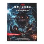 Monster Manual: Manual de Monstruos de Dungeons & Dragons (reglamento básico del  juego de rol D&D) Cover Image
